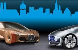 BMW, Daimler Shelve Robo-Car Alliance