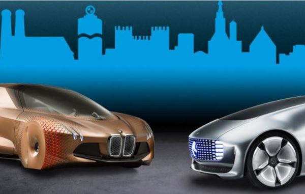 BMW, Daimler Shelve Robo-Car Alliance image