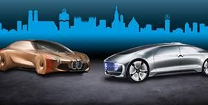 BMW, Daimler Finalize Deal on Autonomous Vehicles