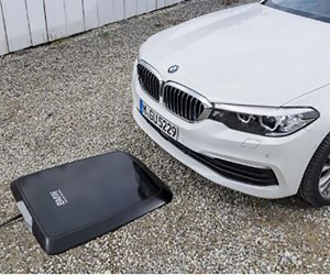BMW to Test Wireless Charging in California