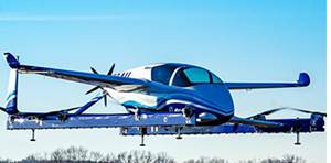 Boeing Tests Flying Taxi