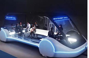 Boring Wins Initial Approval for Las Vegas Tunnel