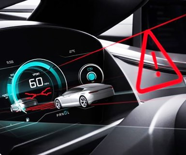 Bosch Touts 3D Digital Display for Drivers