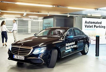 Bosch, Daimler to Start Driverless Parking Tests