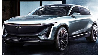Caddy Previews Electric Crossover