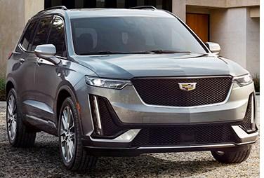 New Caddy XT6 Starts at $54,000
