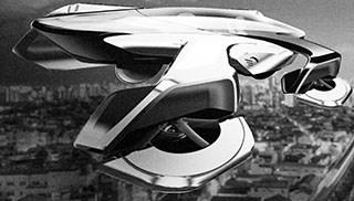 NEC, Cartivator Demo Flying Car