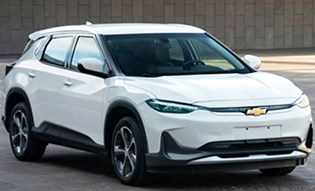 Chevy Readies China-Market EV