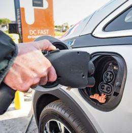 GM Partners with 3 EV Charging Companies