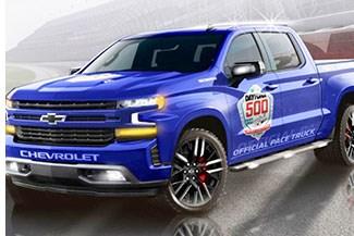 Chevy Silverado to Pace Daytona 500