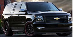 Tuner Company Offers 1,000-hp Chevy SUVs