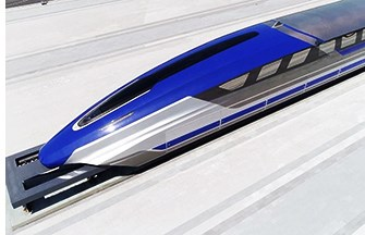 "China Readies 375-mph ""Maglev"" Train"