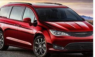 Chrysler Celebrates Minivan's 35th Anniversary