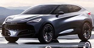 SEAT Cupra Concept Previews Future EV