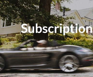 Car Dealer Touts Multi-Brand Subscriptions
