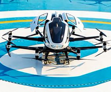 Chinese Air Taxi Developer Files for IPO