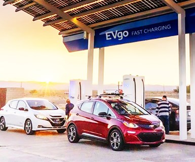 Uber, EVgo Team Up on Electric Rides