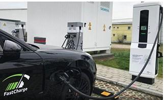 BMW, Porsche Demo 450-kW Charging Station