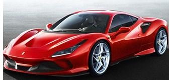 Ferrari Revs Up Tributo Supercar