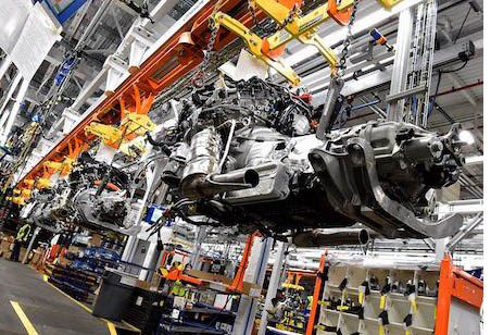Ford Adds Jobs, $1 Billion Investment at Chicago SUV Plants