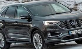 Ford Drops Edge in U.K.