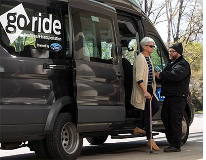 Ford Goes National with Medical Transport Service