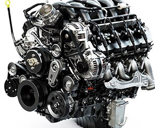 Ford May Use Super-Duty V-8 in F-150 Series Too