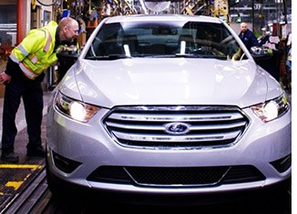 Ford Ends U.S. Production of Taurus, Again