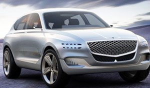 Genesis SUV on Tap for Early 2020