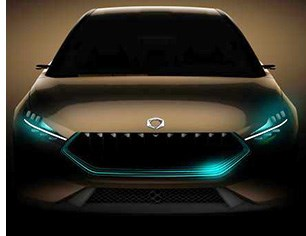Chinese Startup Partners with Pininfarina on Fuel Cell Concept