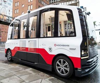 Hamburg to Test Autonomous Shuttle Bus