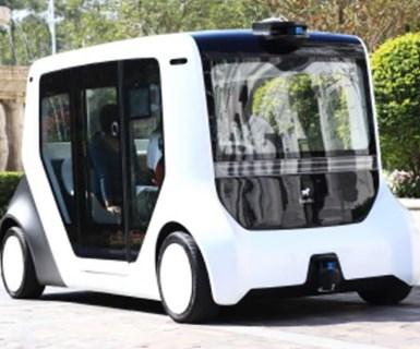 Chinese Community Offers Autonomous Shuttles