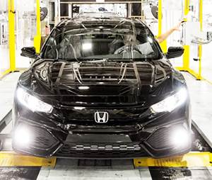 Honda Says Swindon Plant in U.K. Cannot Be Saved