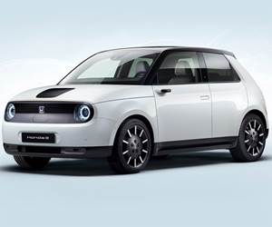 Honda Mini EV Offers Choice of Two Power Levels