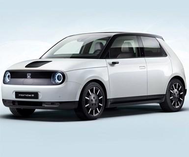 Honda Mini EV Offers Choice of Two Power Levels