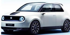 """Honda to Keep """"e"""" Name for Electric City Car"""