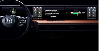 Honda Screens In on Tiny EV