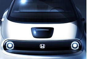 Honda Readies Tiny EV