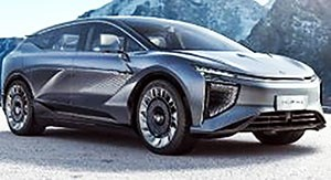 Chinese Startup Readies Luxury EV