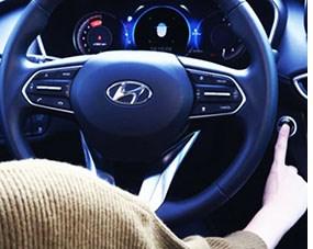 Hyundai Debuts Fingerprint I.D. Tech