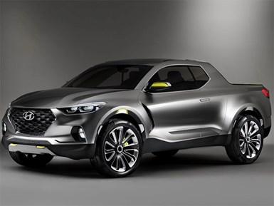 Hyundai Confirms Pickup Truck for Alabama Plant