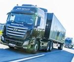 Hyundai Tests Truck Platooning