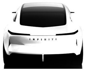 Infiniti Readies Sporty Electric Sedan