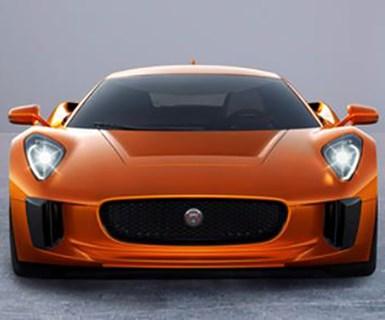 Next Jaguar F-Type to Get Mid-Engine Layout?