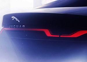 Jaguar Teases Electric XJ