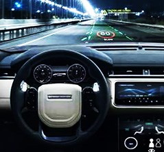 JLR Eyes 3D Display