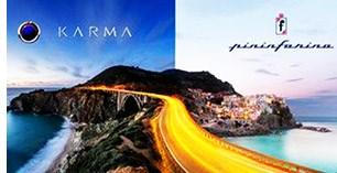 Karma, Pininfarina Partner on Product Development