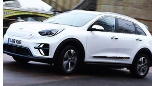 Kia e-Niro EV Nabs European Car of the Year Award