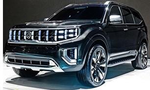 Kia Concepts Preview New SUVs