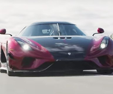 Koenigsegg Breaks Own Speed/Braking Record